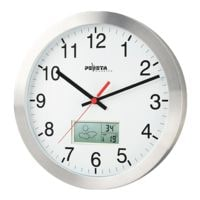 Peweta Uhren Funk-Wanduhr »DCF77« 51.161.315 Ø 30 cm
