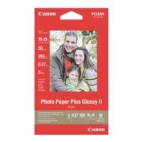 Canon Fotopapier »Glossy Plus II« 10x15 50 Blatt