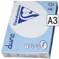 Multifunktionales Druckerpapier A3 Clairefontaine Dune - 500 Blatt gesamt