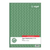 Sigel Formularbuch »Tages-/Regiebericht« SD030