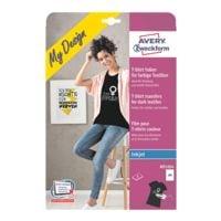 Avery Zweckform T-Shirt-Folien für dunkle Textilien