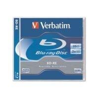 Verbatim Blu-ray-Rohling »Blu-ray BD-RE«