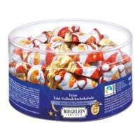 Riegelein Confiserie Schokoladen-Weihnachtsmänner »Weihnachtswichtel«