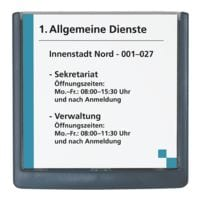 Durable Türschild »Click Sign 4862«