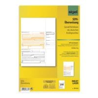 Sigel PC-SEPA-Überweisung ZV572