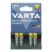 Varta Akkus »RECHARGE ACCU Power« Micro / AAA / HR03