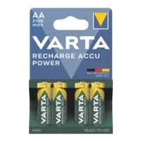 Varta Akkus »RECHARGE ACCU Power« Mignon / AA / HR6
