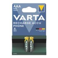 Varta Akkus »RECHARGE ACCU Phone« Micro / AAA / HR03