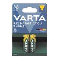 Varta Akkus »RECHARGE ACCU Phone« Mignon / AA / HR6