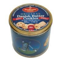 Dänische Buttercookies
