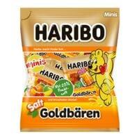 Haribo Fruchtgummi »Mini Saft Goldbären«