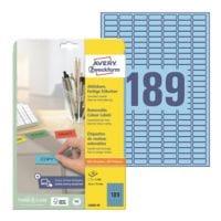 Avery Zweckform 3780er-Pack Farbige Etiketten