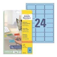 Avery Zweckform 480er-Pack Farbige Etiketten