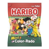 Haribo Fruchtgummi »Color-Rado mini«