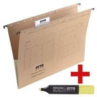 OTTO Office Hängetaschen inkl. GRATIS Textmarker »Highliner«