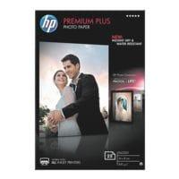 HP Fotopapier »HP premium plus glossy« 10x15 25 Blatt
