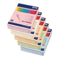 5x Farbiges Druckerpapier A4 OTTO Office COLOURS im Farbmix - 2500 Blatt gesamt