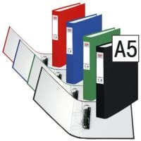 Herlitz Ringbuch A5 »maX.file« - 2 Ringe