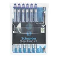 Vorteils-Set: 6x Kugelschreiber »Slider XB« inkl. 1x Kugelschreiber »Slider Rave«