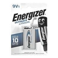 Energizer Batterie »Ultimate Lithium« E-Block / 6LR61