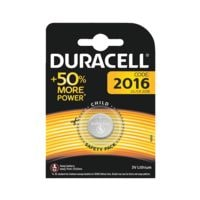 Duracell Knopfzelle CR 2016