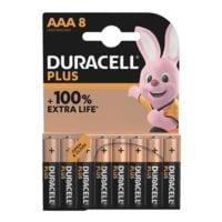 Duracell 8er-Pack Batterien »Plus« Micro / AAA / LR03