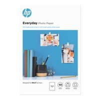 HP Fotopapier »HP everyday glossy paper«
