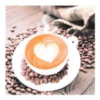 Papstar Servietten »Coffee«