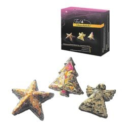 Teeschmuckstücke »Weihnachten«