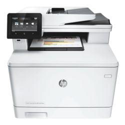 HP Hewlett Packard Multifunktionsdrucker »HP Color LaserJet M477fdn«