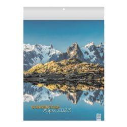 Bildkalender »Sonnentage Alpen 2020«