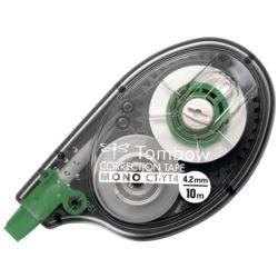 Tombow Einweg-Korrekturroller Mono, 4,2 mm / 10 m