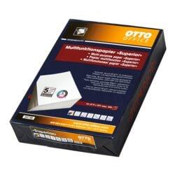 Multifunktionales Druckerpapier A4 OTTO Office Premium Superior - 500 Blatt gesamt, 80 g/m²
