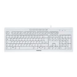 Cherry Kabelgebundene Tastatur »Cherry Stream 3.0 grau«