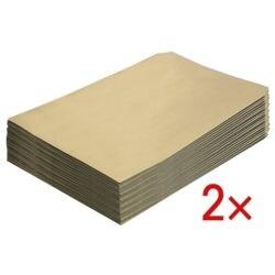 Steinmetz 500 Natron-Versandtaschen, C4 90 g/m² ohne Fenster
