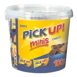 Bahlsen Kekse »PICK UP CHOCO minis«