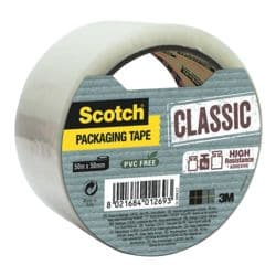 Packband Scotch Classic, 50 mm breit, 66 Meter lang