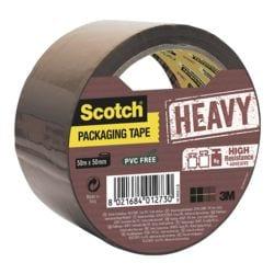 Packband Scotch Heavy, 50 mm breit, 66 Meter lang