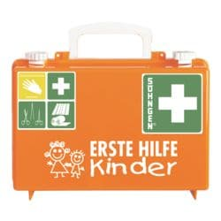 SÖHNGEN Erste Hilfe Koffer »QUICK-CD Kombi KINDERGARTEN«