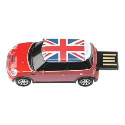 USB-Stick 16 GB GENIE Mini-Cooper, USB 2.0