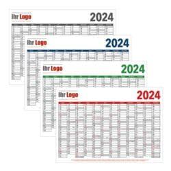 Wandkalender 2020 mit Ihrem Logo individualisiert per Digitaldruck