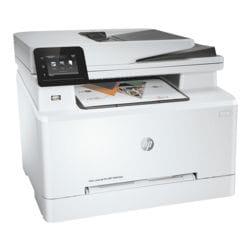 Hewlett Packard HP Color LaserJet Pro-MFP M281fdw Laserdrucker, A4, 600 x 600 dpi, mit LAN und WLAN