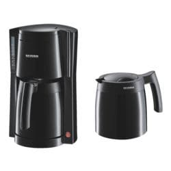 SEVERIN Kaffeemaschine mit 2 Thermokannen »KA 9234«