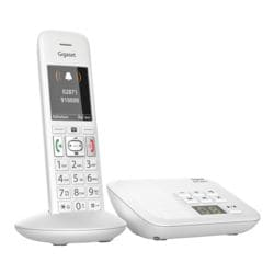 Gigaset Schnurloses Telefon »E370A«