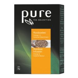 Pure Tea Selection Rooboistee »Orange und Karamell« Tassenportion, 25er-Pack