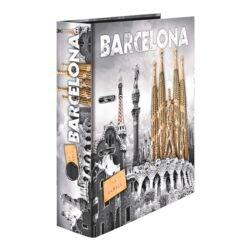 Motivordner A4 Herma Barcelona breit, Motiv