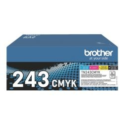Brother Toner-Set »TN-243CMYK«