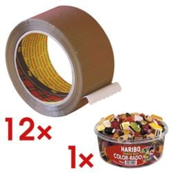 Packband Scotch Premium, 50 mm breit, 66 Meter lang