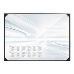 Durable Schreibunterlage mit Kalenderblock »Bright Curves«