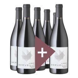 Rindchen's Weinkontor 6er-Pack Rotwein »2016 Côtes Catalanes La Grande Merveille, Cellier d'Eole«